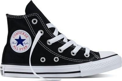 Voorbeeld van canvas schoenen zoals allstars