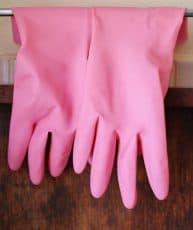 Handwas met bleek