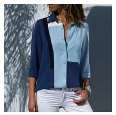 Voorbeelden van Kleding bestellen bij Ali Express - blouses