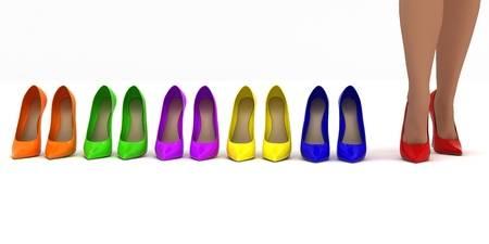 Welke kleur schoenen onder een zwarte jurk - featured