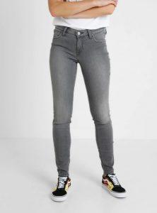 5 zakken broek voorbeeld dames grijs