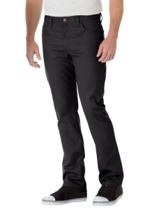 5 zakken broek voorbeeld zwart
