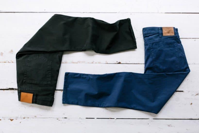 Wat is een 5 zakken broek en wanneer draag ik ze - title