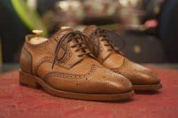 Volle brogue schoenen