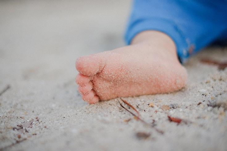 Laarzen voor smalle kindervoeten