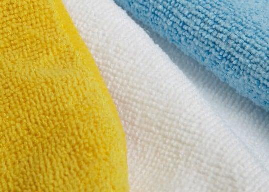 Wat is een microvezel handdoek