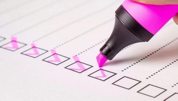Waar je op moet letten bij een kledingstomer - checklist
