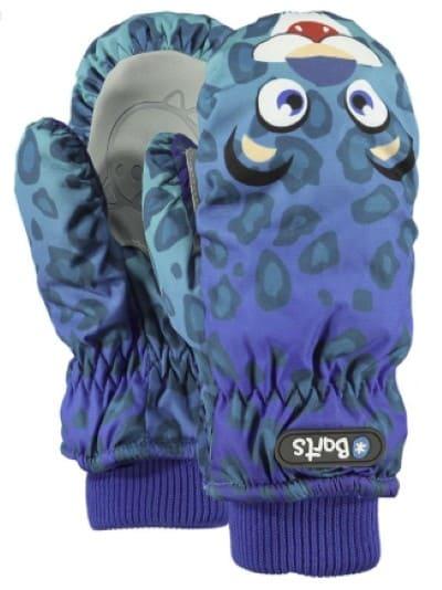 Blauwe thermo handschoenen voor kinderen van merk barts