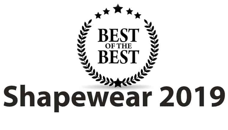 best of the best logo, met tekst shapewear 2019