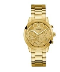 Beste horloges onder 200 euro - Guess watches w1070l2 Horloge vrouwen