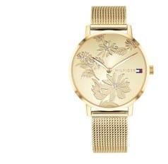 Tommy Hilfiger TH1781921 horloge dames - goud - edelstaal