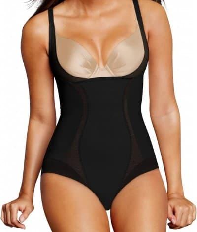 Voorbeeld van WYOB shapewear - zwart